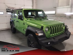New 2018 Jeep Wrangler UNLIMITED SPORT 4X4 Sport Utility for sale in Ashland