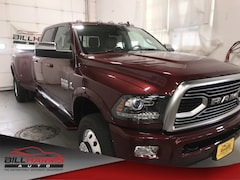 2018 Ram 3500 LIMITED CREW CAB 4X4 8' BOX Crew Cab for sale near Wooster OH
