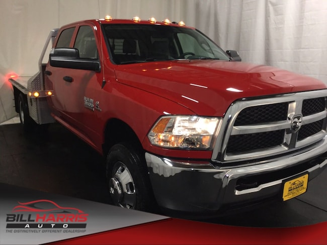 New 2018 Ram 3500 TRADESMAN CREW CAB CHASSIS 4X4 172.4 WB Crew Cab For Sale/Lease Ashland Ohio