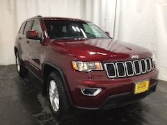 Used 2018 Jeep Grand Cherokee Laredo SUV for sale in Ashland OH