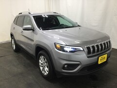 Used 2019 Jeep Cherokee Latitude SUV for sale in Ashland OH