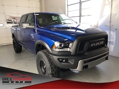 New 2018 Ram 1500 REBEL CREW CAB 4X4 5'7 BOX Crew Cab for sale near Wooster