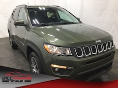 New 2019 Jeep Compass LATITUDE 4X4 Sport Utility for sale in Ashland