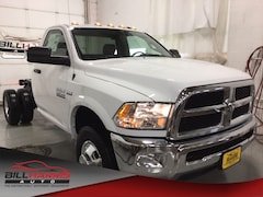 New 2018 Ram 3500 TRADESMAN CHASSIS REGULAR CAB 4X4 143.5 WB Regular Cab for sale in Ashland