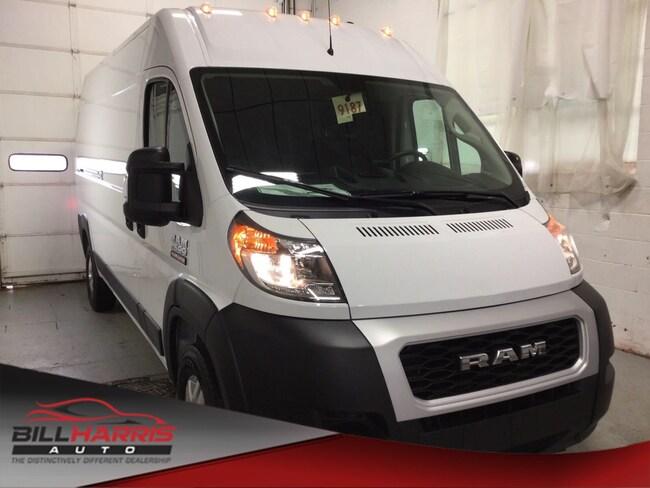 New 2019 Ram ProMaster 2500 CARGO VAN HIGH ROOF 159 WB Cargo Van For Sale/Lease Ashland Ohio