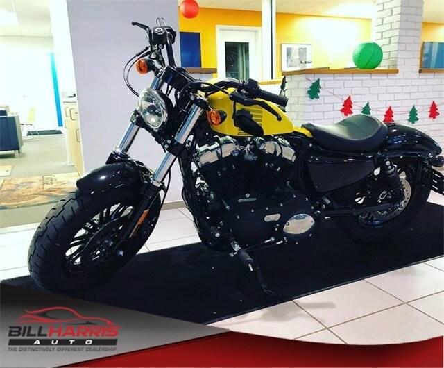 2017 Harley-Davidson XL1200 Motorcycle