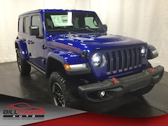 New 2019 Jeep Wrangler UNLIMITED RUBICON 4X4 Sport Utility for sale in Ashland, OH