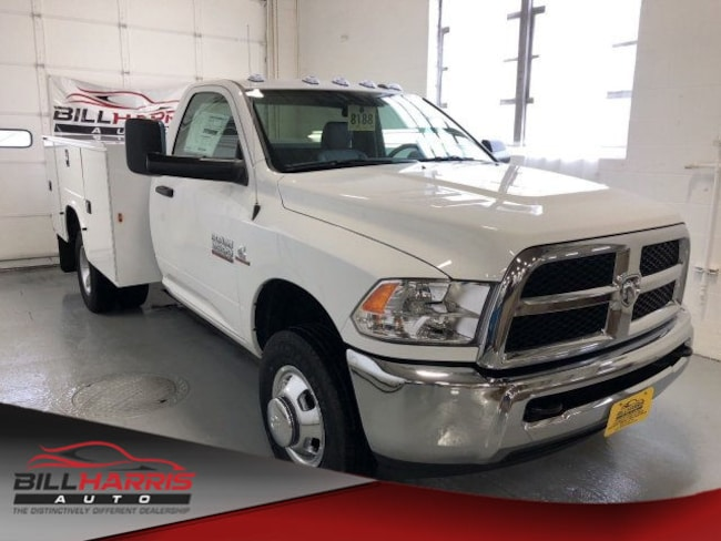 New 2018 Ram 3500 TRADESMAN CHASSIS REGULAR CAB 4X4 143.5 WB Regular Cab For Sale/Lease Ashland Ohio