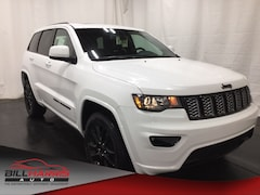 New 2019 Jeep Grand Cherokee ALTITUDE 4X4 Sport Utility for sale in Ashland, OH