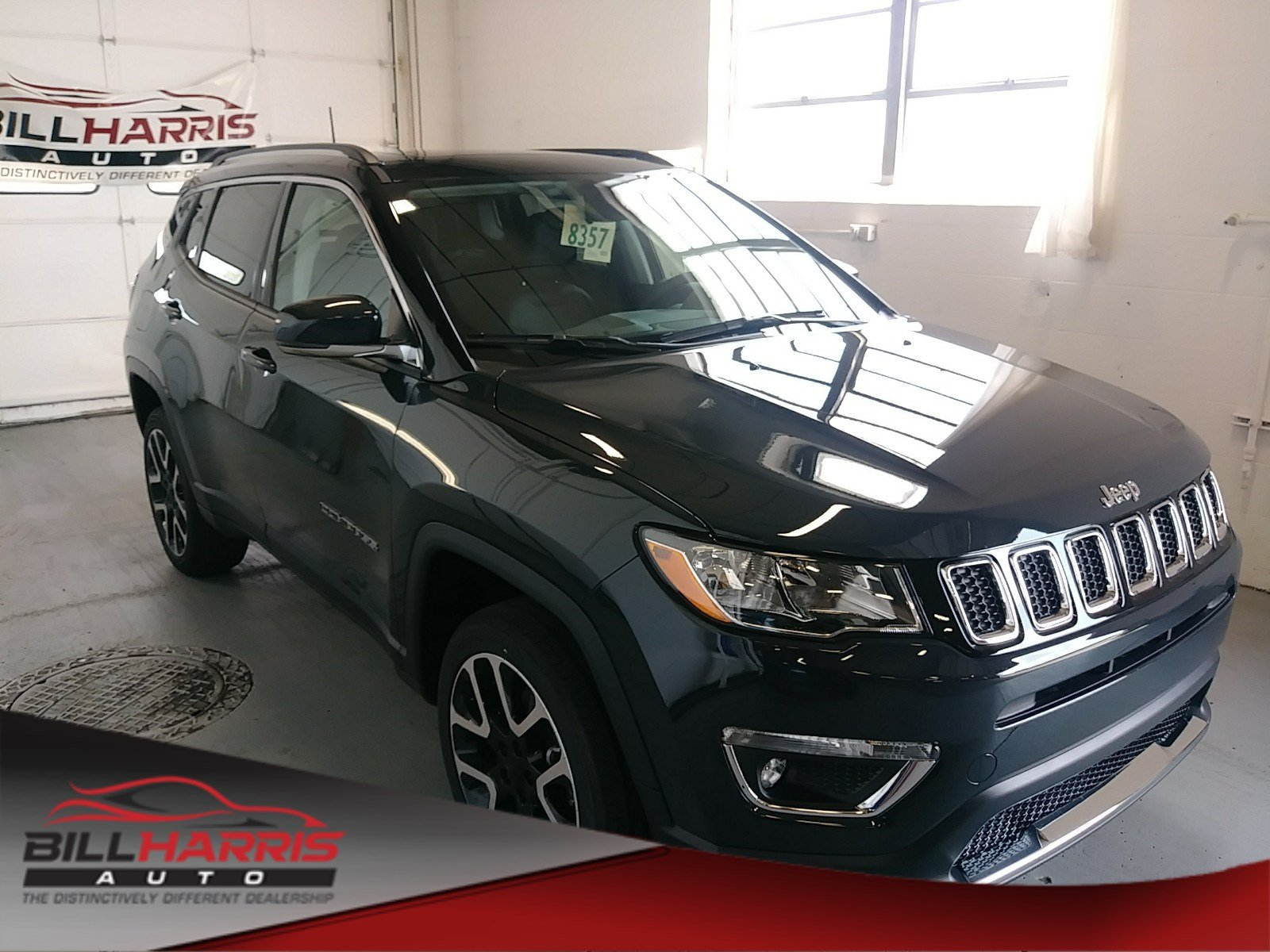 New 2018 Jeep Compass LIMITED 4X4 Sport Utility for sale near Mansfield
