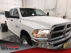 New 2018 Ram 3500 TRADESMAN CREW CAB CHASSIS 4X4 172.4 WB Crew Cab for sale in Ashland