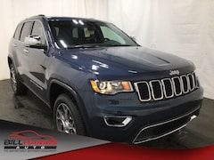 New 2019 Jeep Grand Cherokee LIMITED 4X4 Sport Utility for sale in Ashland