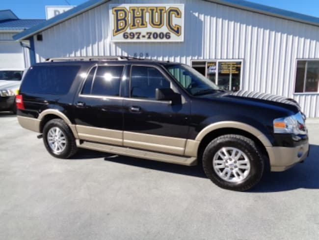2014 Ford Expedition EL XLT 4X4 SUV