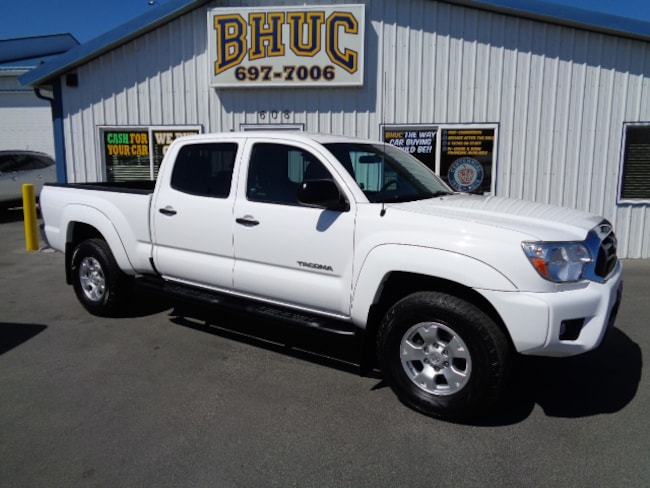 2015 Toyota Tacoma 4x4 SR5 Truck Double Cab