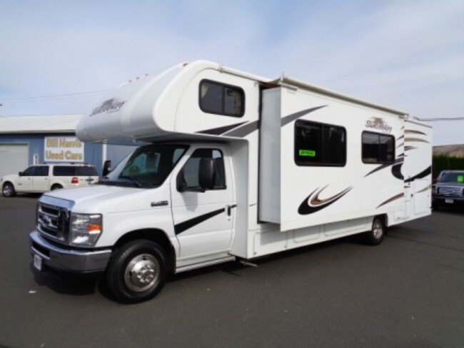 2014 Ford E-450 3010DS Forest River Sunseeker Truck