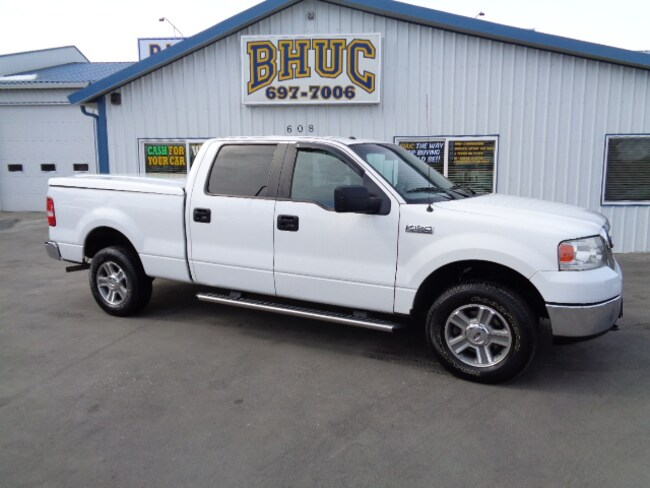 2007 Ford F-150 SuperCrew XLT 4X4 Truck SuperCrew Cab
