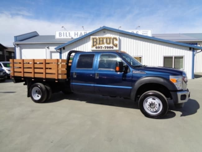 2015 Ford F-450 Chassis XLT 4X4 Truck Crew Cab