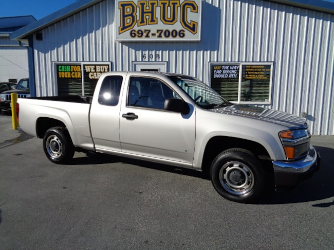 2006 GMC Canyon 2WD Truck Extended Cab