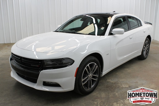 New 2018 Dodge Charger GT PLUS AWD Sedan For Sale in Vinita, OK