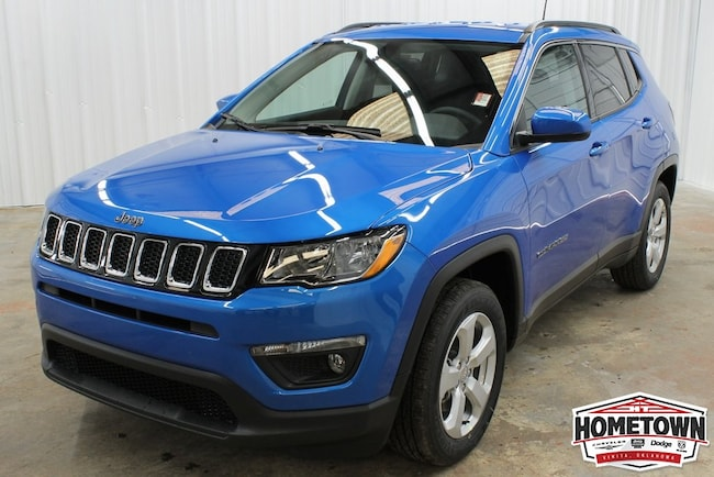 New 2018 Jeep Compass LATITUDE FWD Sport Utility For Sale in Vinita, OK