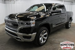 New 2019 Ram All-New 1500 LIMITED CREW CAB 4X2 5'7 BOX Crew Cab for sale in Vinita, OK