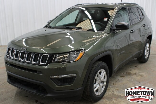 New 2018 Jeep Compass SPORT FWD Sport Utility For Sale in Vinita, OK