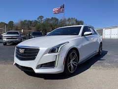 Used 2017 CADILLAC CTS 3.6L Twin Turbo V-Sport Premium Luxury Sedan for sale in Marietta GA