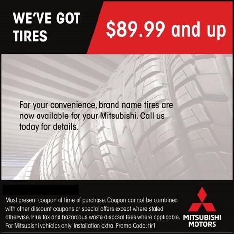 We've Got Tires