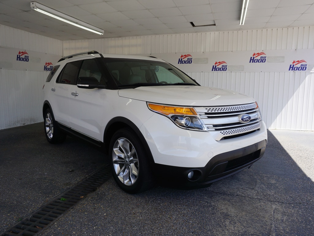 Used 2014 Ford Explorer For Sale at Bill Hood Ford Lincoln