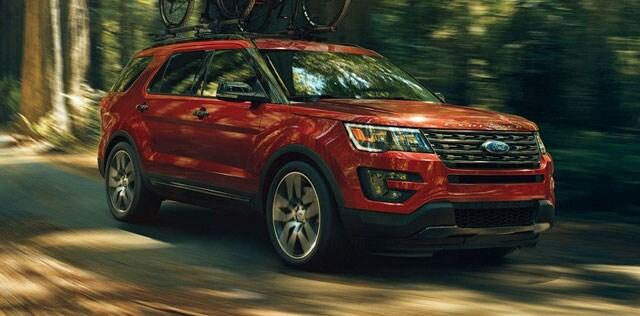 Compare 2018 Vs 2017 Ford Explorer Review Hammond La