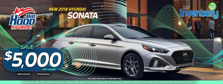 Bill Hood Hyundai >> New and Used Hyundai Dealer Hammond   Bill Hood Hyundai