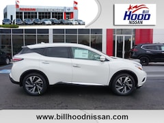 New 2018 Nissan Murano Platinum SUV in Hammond, LA