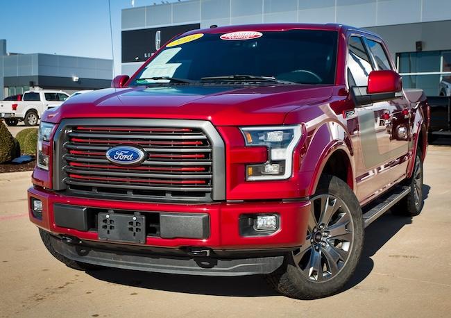 2016 Ford F-150 Truck SuperCrew Cab