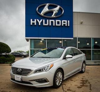 2015 Hyundai Sonata Limited Sedan