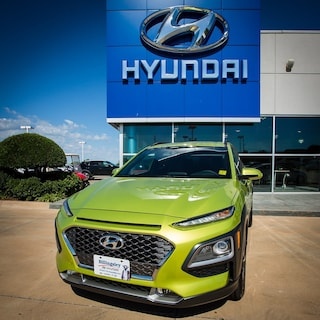 New 2019 Hyundai Kona Limited SUV for sale in Lawton, OK