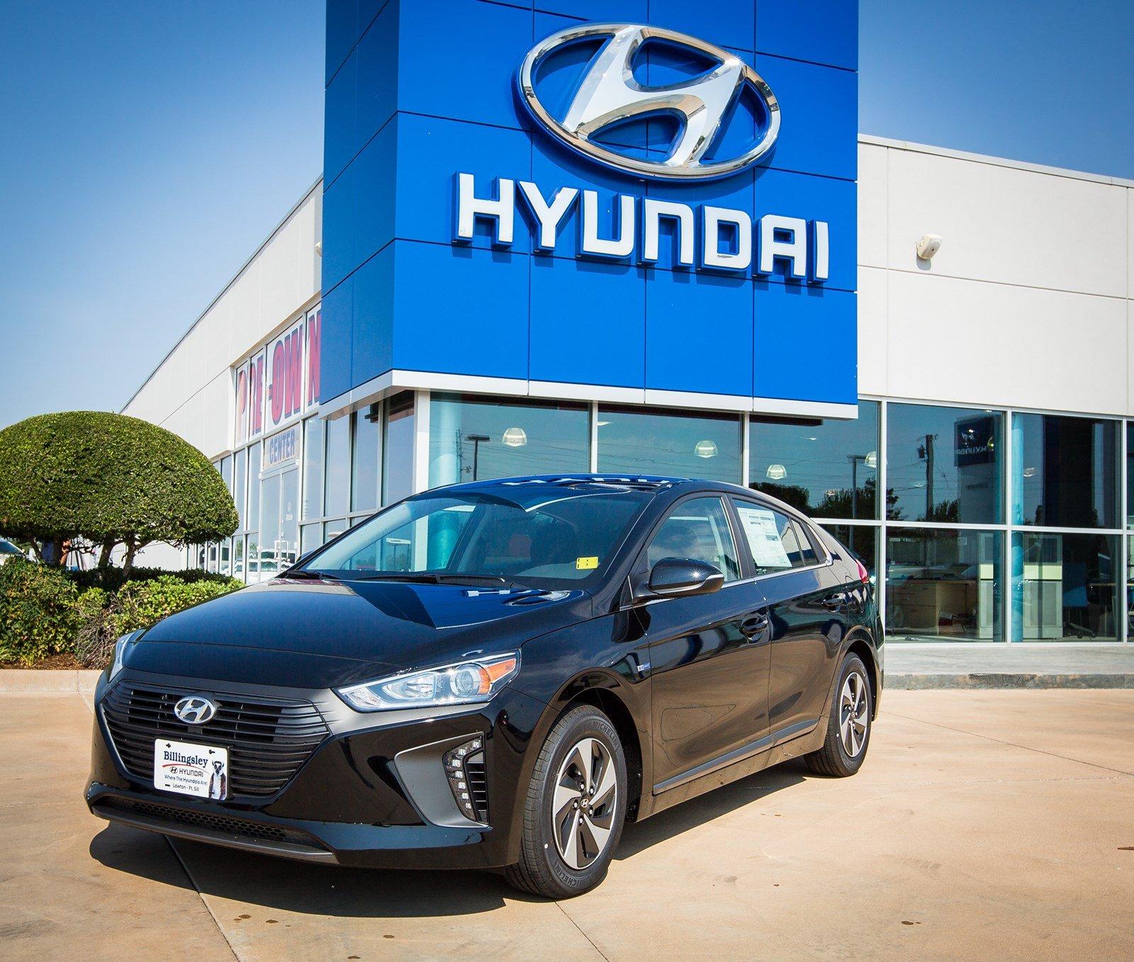 Used special  2018 Hyundai Ioniq Hybrid SEL Hatchback for sale in Lawton, OK