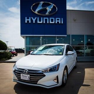 New 2020 Hyundai Elantra SEL Sedan for sale in Lawton, OK