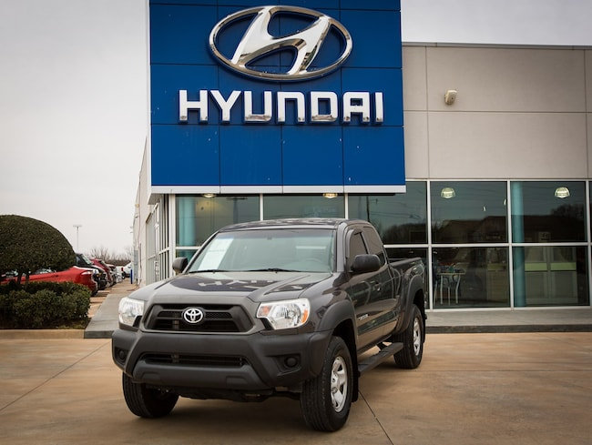 2013 Toyota Tacoma PreRunner Automatic Truck Access Cab