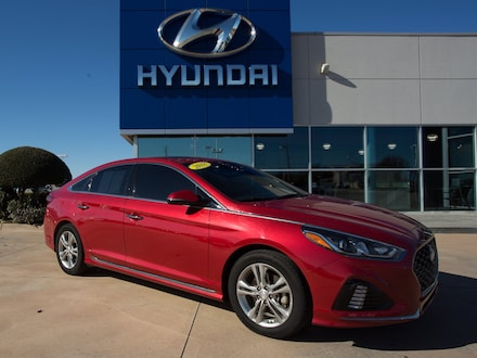 Used special  2018 Hyundai Sonata Sport Sedan for sale in Lawton, OK