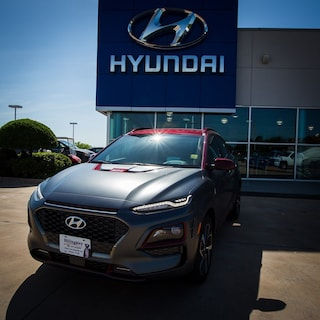 New 2019 Hyundai Kona Iron Man SUV for sale in Lawton, OK