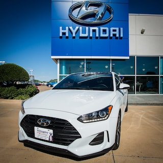 New 2019 Hyundai Veloster 2.0 Premium Hatchback for sale in Lawton, OK
