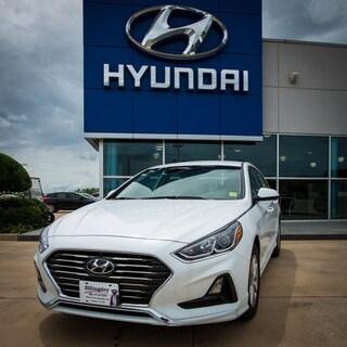 New 2019 Hyundai Sonata SE Sedan for sale in Lawton, OK