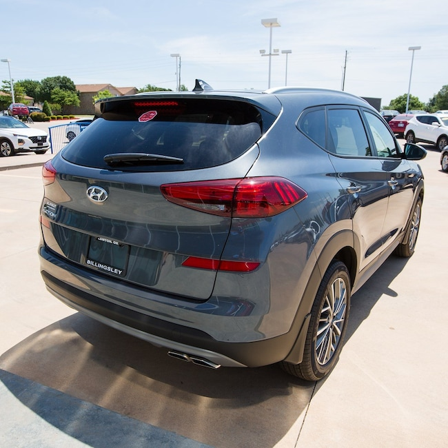 New 2019 Hyundai Tucson For Sale At Billingsley Family Of
