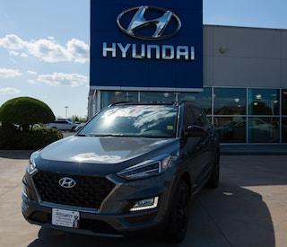 New 2019 Hyundai Tucson Night SUV for sale in Lawton, OK
