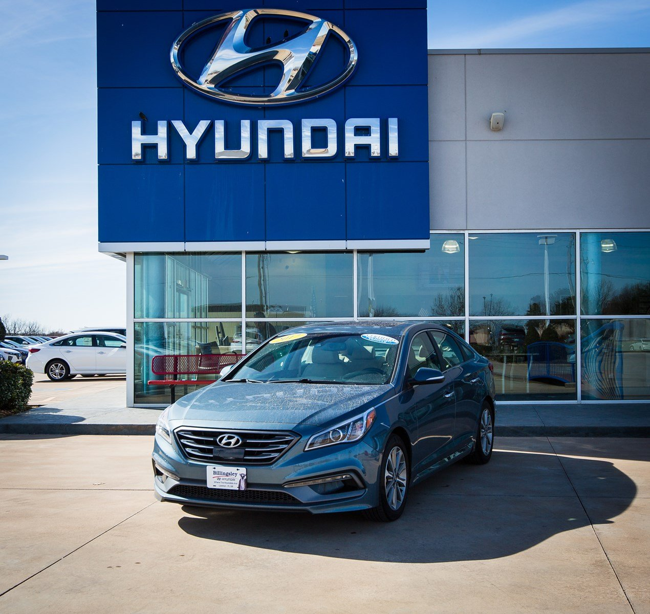 2017 Hyundai Sonata Limited w/PZEV Sedan