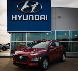 New 2019 Hyundai Kona SE SUV for sale in Lawton, OK
