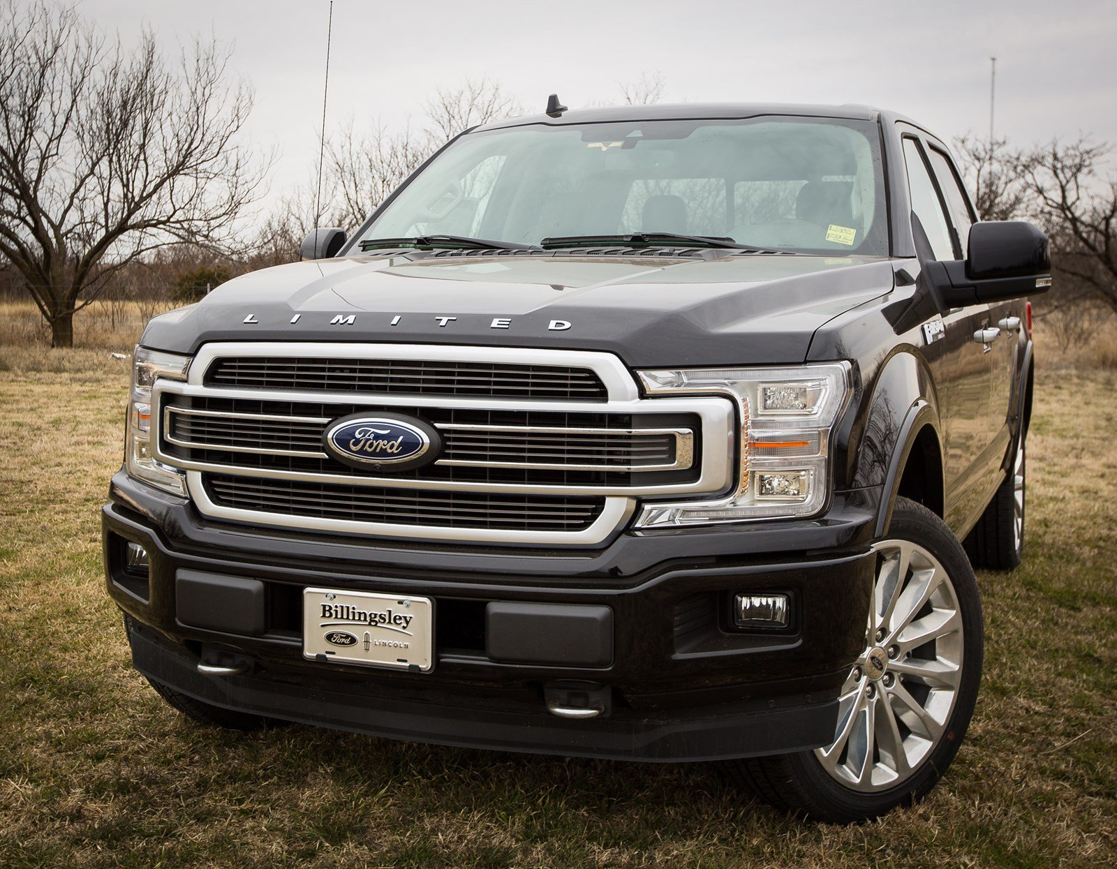 2019 Ford F-150 Limited Truck SuperCrew Cab