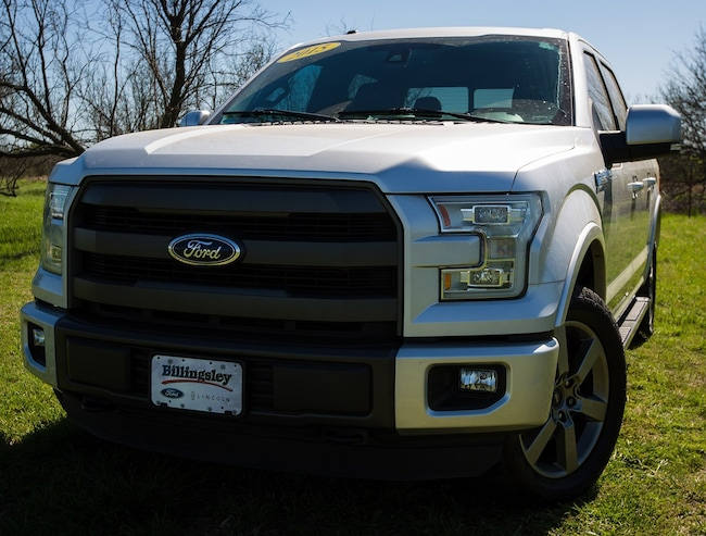 2015 Ford F-150 Truck SuperCrew Cab