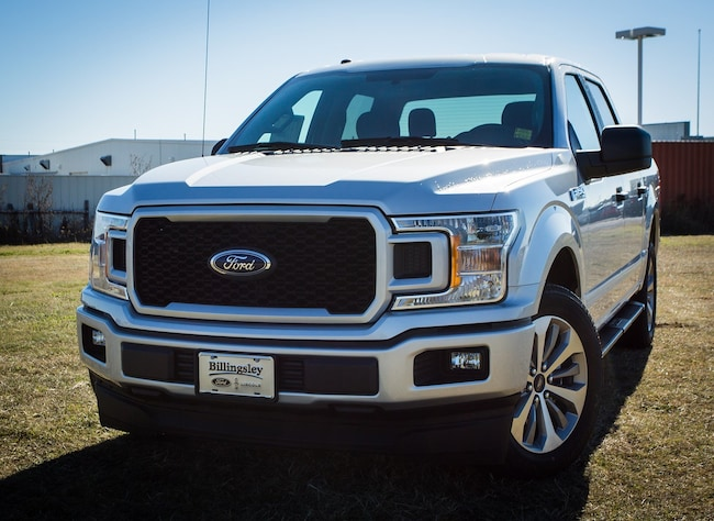 2018 Ford F-150 STX Truck SuperCrew Cab