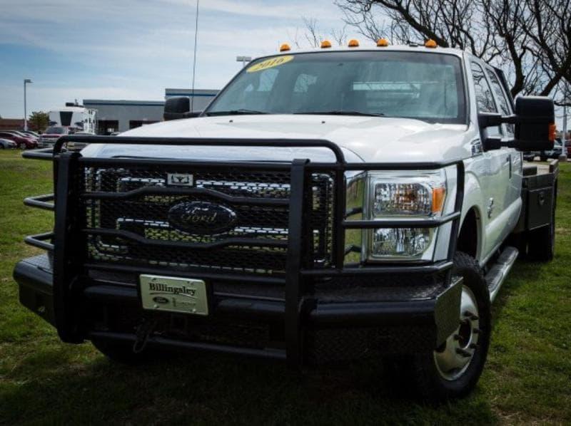 2016 Ford F-350 Crew Cab Truck